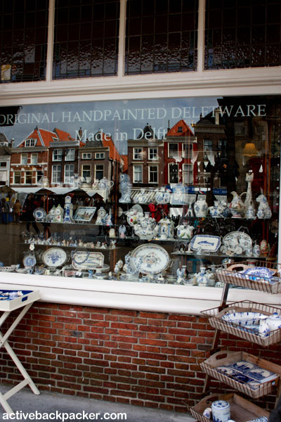 Original Delftware Shop