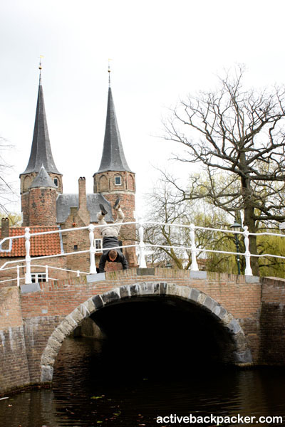 The Old Delft Gate