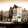 Travel Cinemagraph Series: Amsterdam, Part I – The Map Man