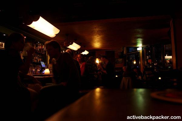 A Pub In Amsterdam