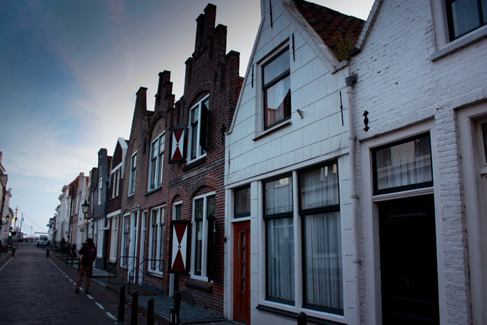 A Dutch Looking Street