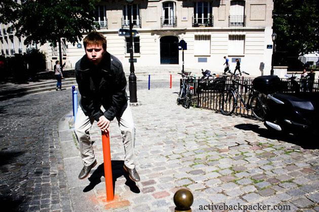 Go Exploring in Montmartre - Jump!
