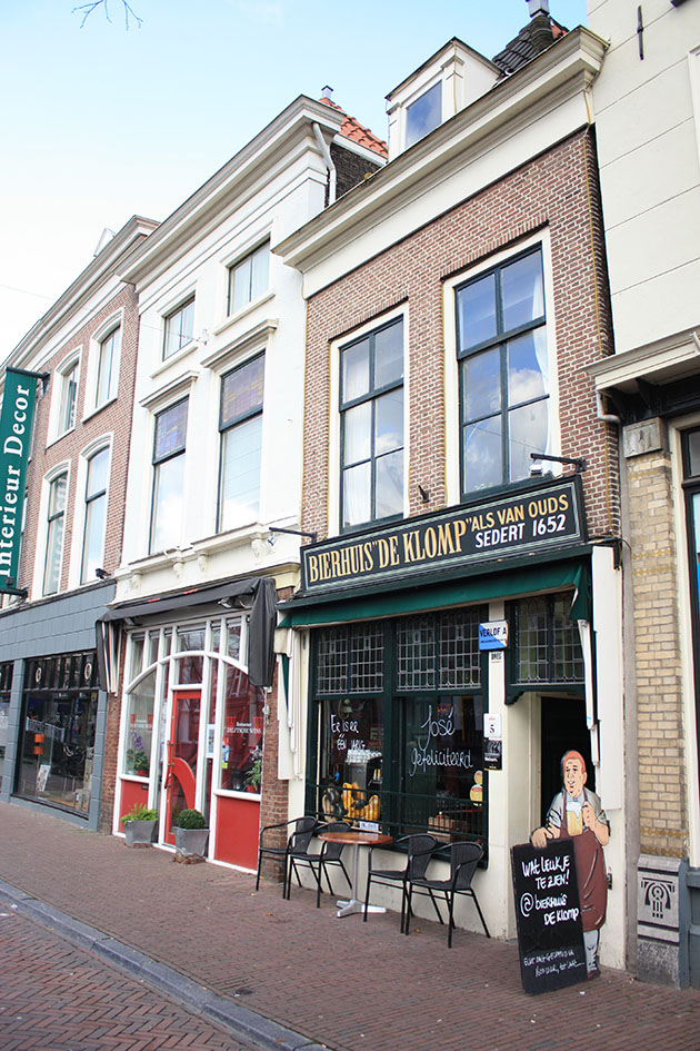Bierhuis De Klomp in Delft