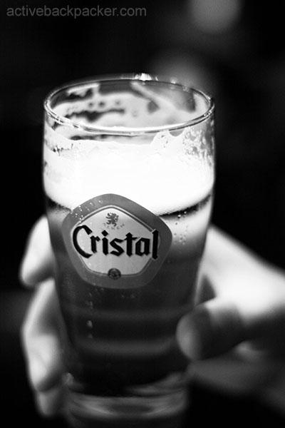 Cristal Beer Belgium