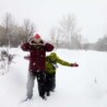 Snow Storms in Canada & A Very Merry Christmas To You!