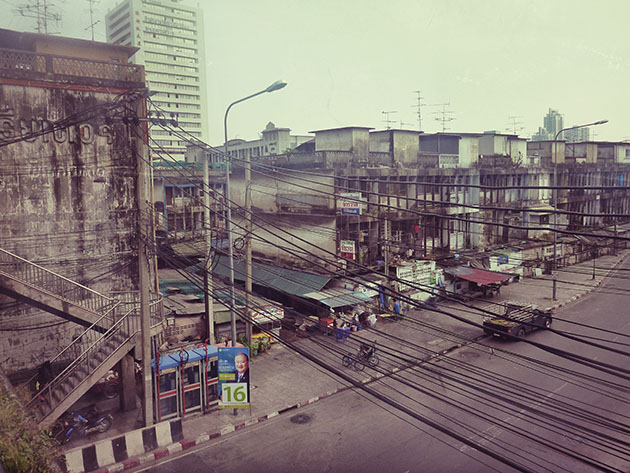 bangkok powerlines