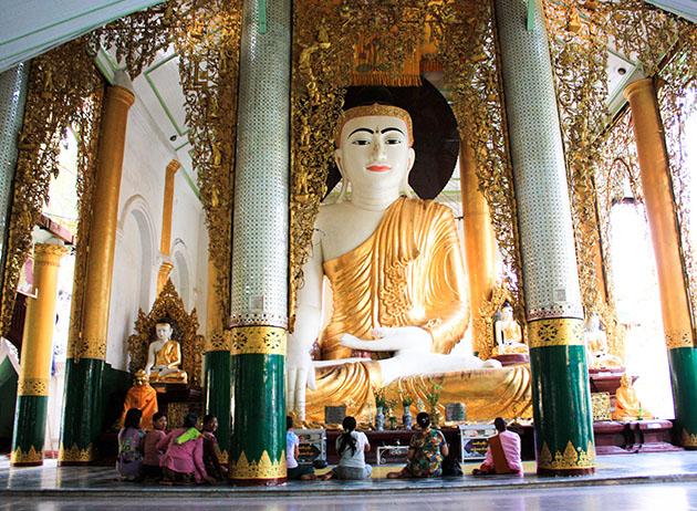 Shwedagon 16