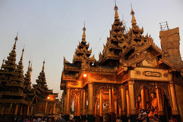 Shwedagon 18