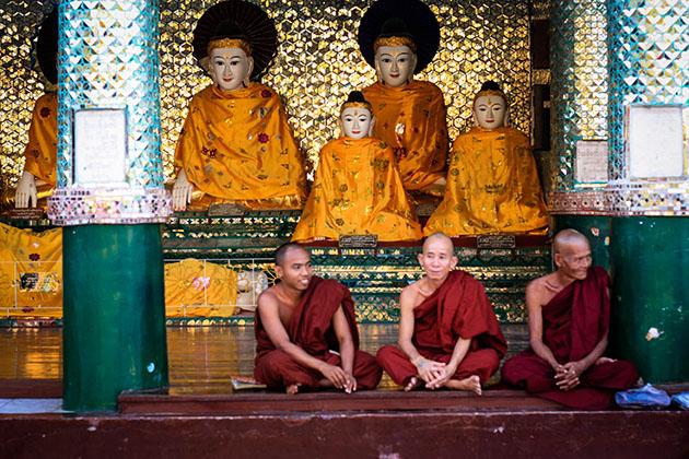 Shwedagon 9
