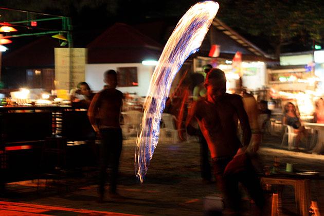 Fire Spinner 13
