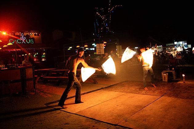 Fire Spinner 18