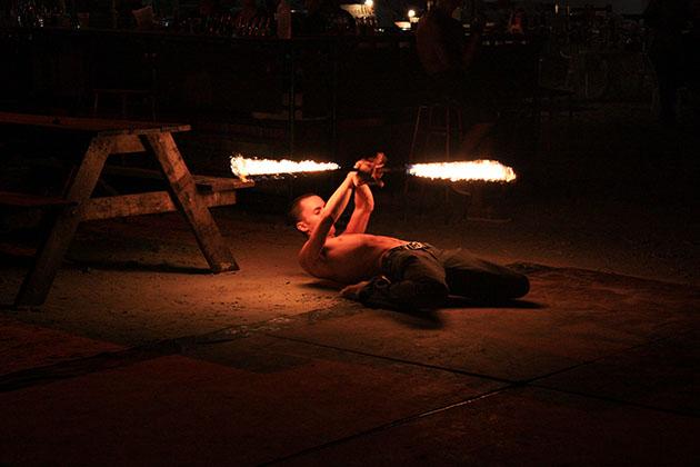Fire Spinner 19