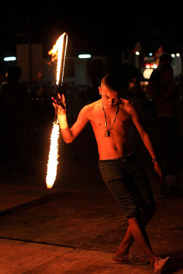 Fire Spinner 7