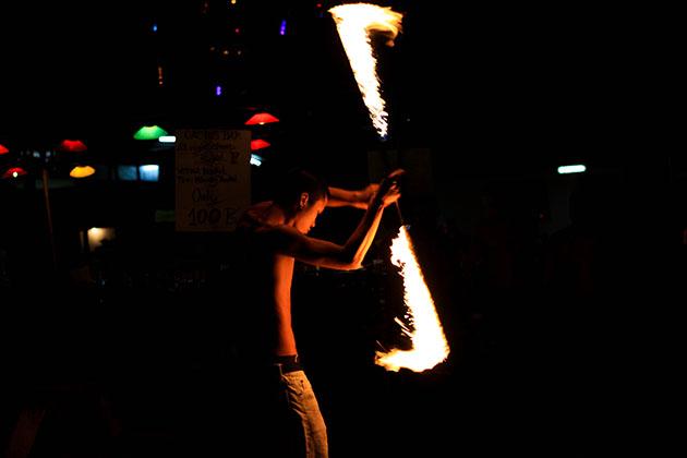 Fire Spinner 9