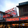 Pike Place Markets in Seattle