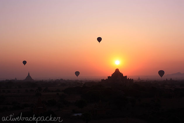 Travel Bagan Myanmar