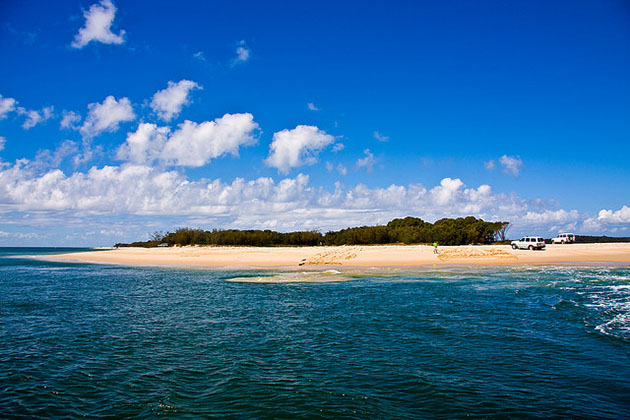 Fraser Island in Queensland