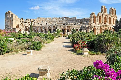 roman amphitheatre carthage