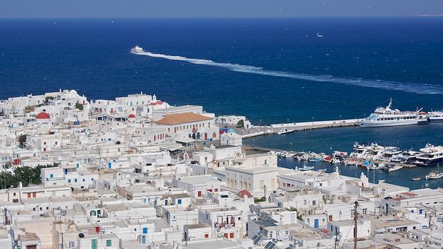 Best Party Cities in Europe - Myokonos
