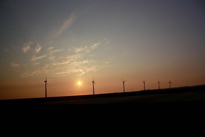 Windmills On The Road