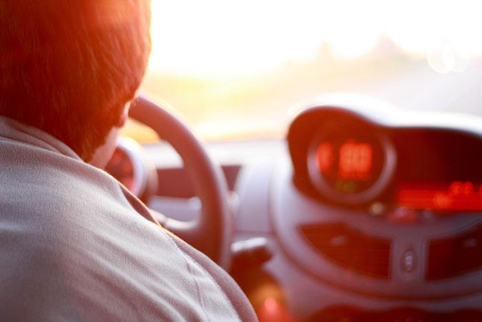 Driving to Zierikzee