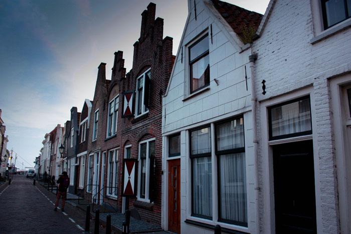 A Dutch Looking Street