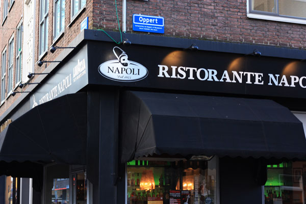 Napoli Restaurant in Rotterdam