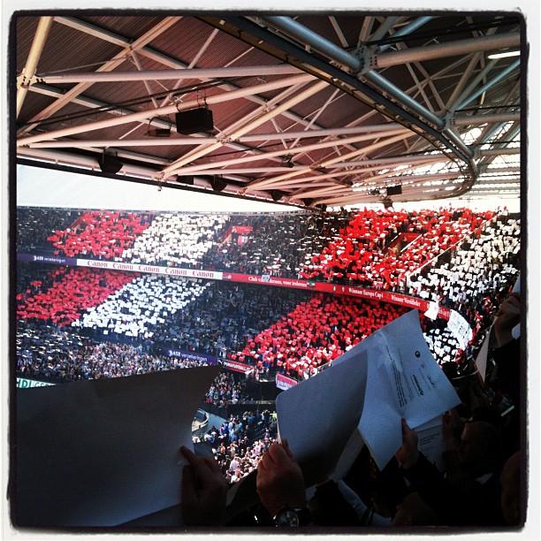 The Tub (De Kuip) Feyenoord Football Stadium