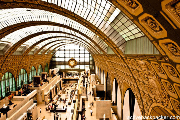 The Gorgeous Musee d'Orsay