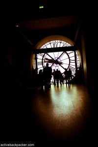 Shadow of the Clock