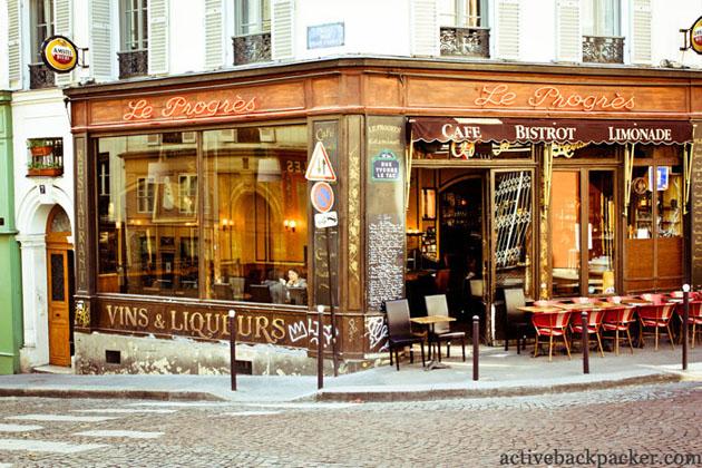 Le Progres In Montmartre