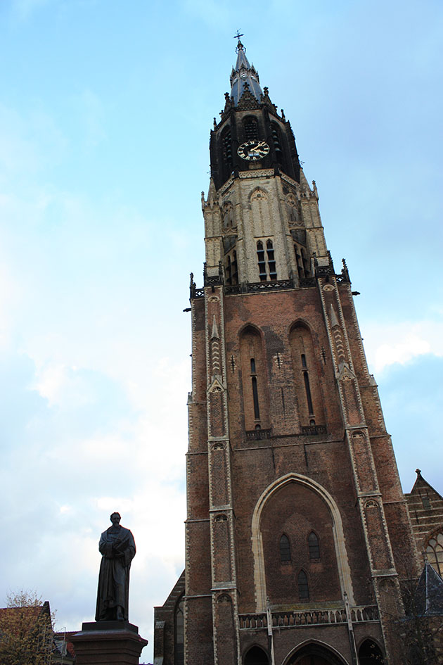 What To Do In Delft: The Church