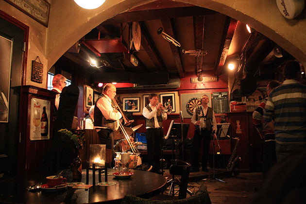 Delft - Live Jazz at Bebop Cafe