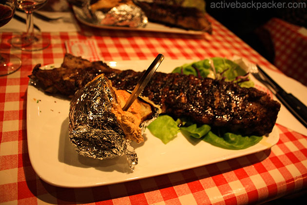 Amadeus Ribs in Ghent