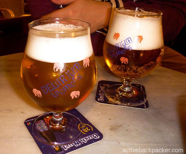 Delirium Beer Belgium