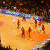 Watching The New York Knicks @ Madison Square Garden (from the Nosebleed section)