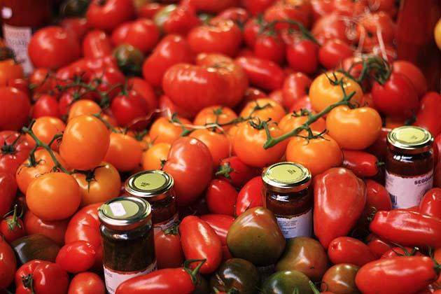 Borough vegetables