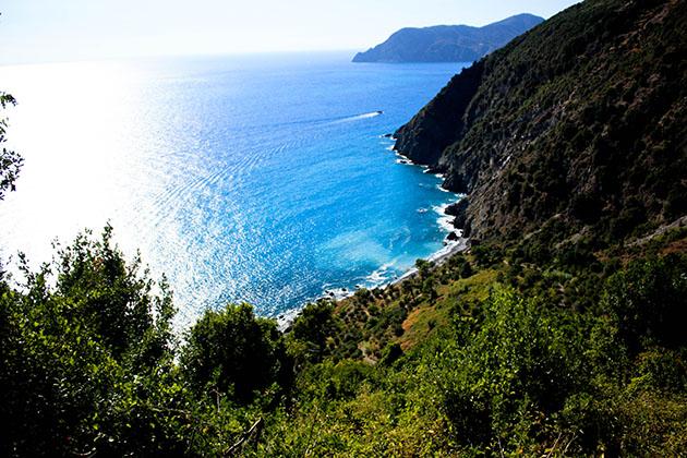 Corniglia to Vernazza