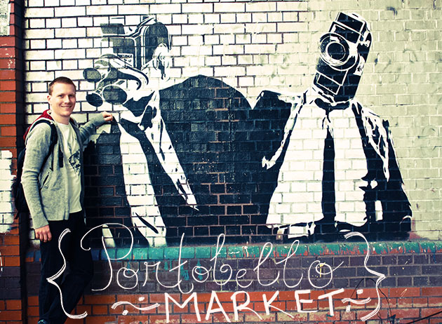 Best Markets In London - Portobello