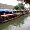Floating Market in Bangkok: Khlong Lat Mayom