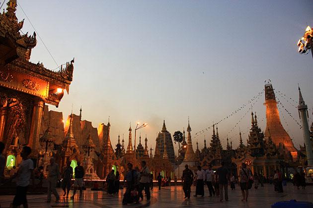 Shwedagon 19