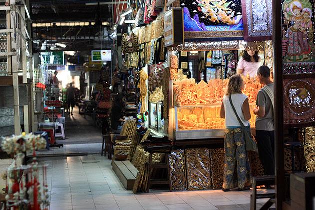 Bogoyke Market Yangon