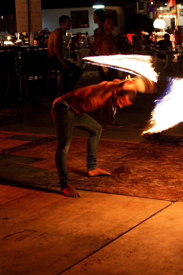 Fire Spinner 14