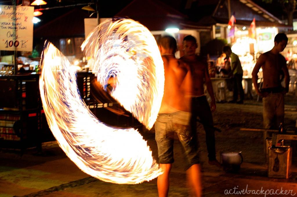 Fire Spinner HD1