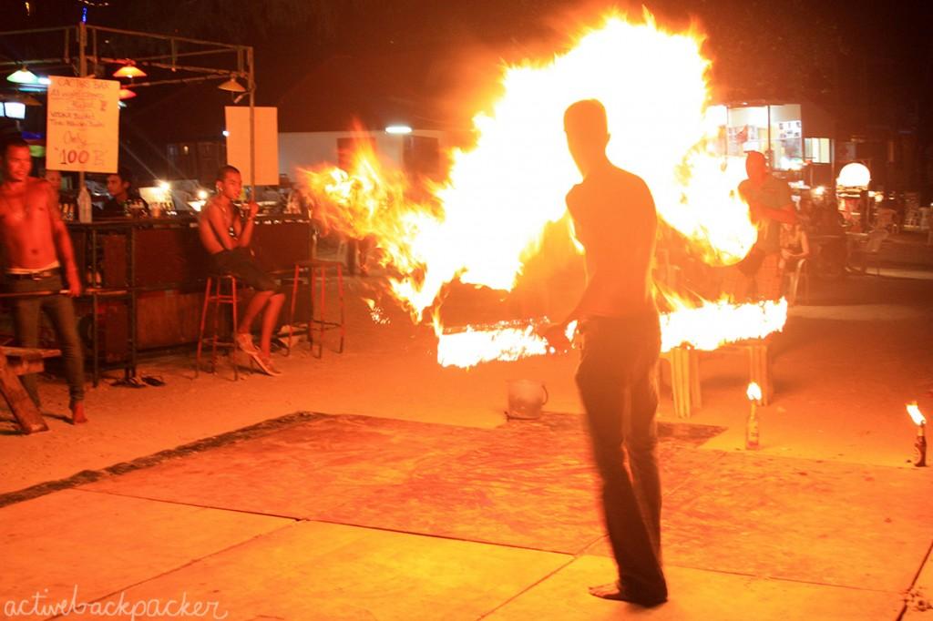 Fire Spinner HD5