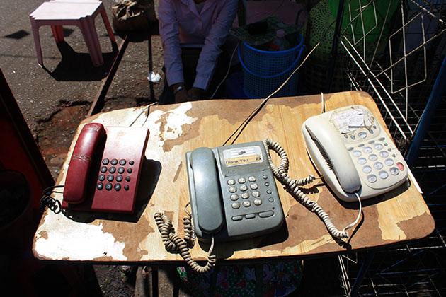 Public Telephone Yangon