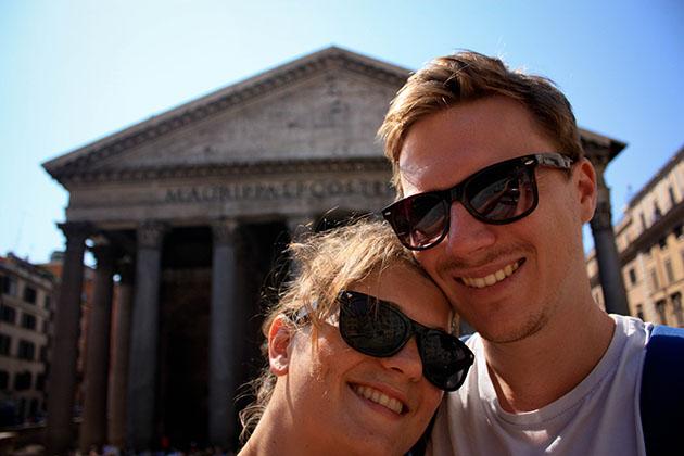 Us At Pantheon