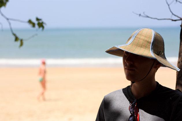Activebackpacker in Ao Nang
