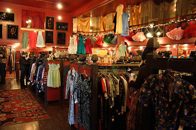Vintage Shopping in Portland