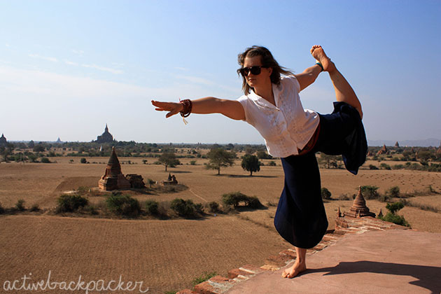 Trudy Yoga Temple